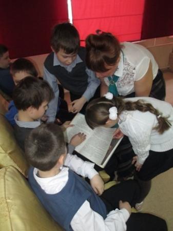 Международный день дарения книг в Детских библиотеках Самары