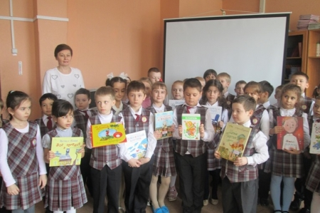 Современные детские поэты