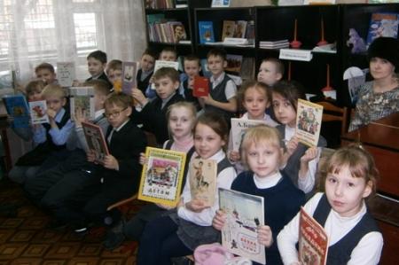 Книжки - детишкам