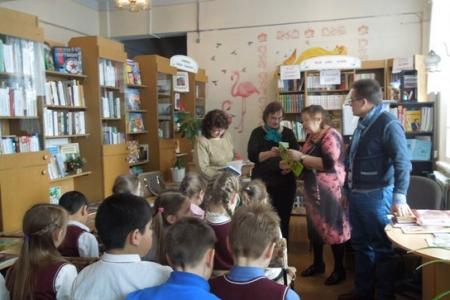 Самарские поэты - детям