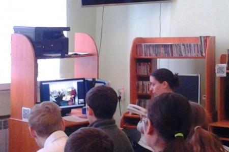 On-line встреча с краеведом Р. П. Поддубной