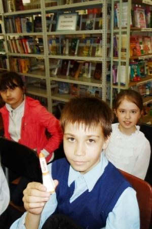 День космонавтики в детской библиотеке