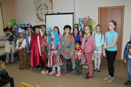 Читай кино в детских библиотеках Самары