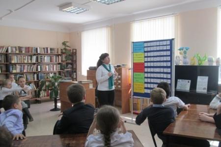 Витя Малеев на заключительном уроке