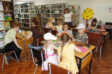 День семьи в библиотеке