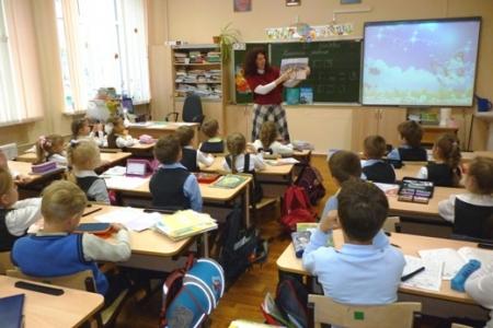 Детская библиотека в Октябрьском районе