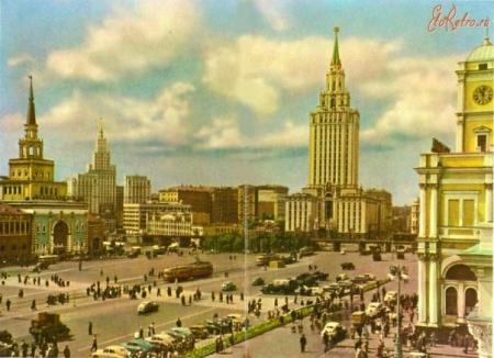 Музейная выставка к 870-летию Москвы «Дорогая моя столица»