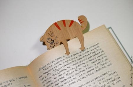 Мастер-класс по изготовлению книжной закладки «Весёлый зоопарк»