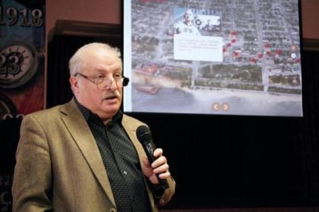 Открытая лекция Виталия Добрусина «Культурная элита запасной столицы»