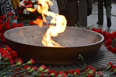 Вечер благодарности ветеранам Великой Отечественной войны