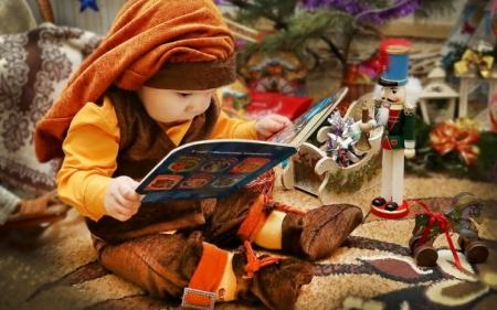 «Рождественский хоровод» для малышей Куйбышевского района